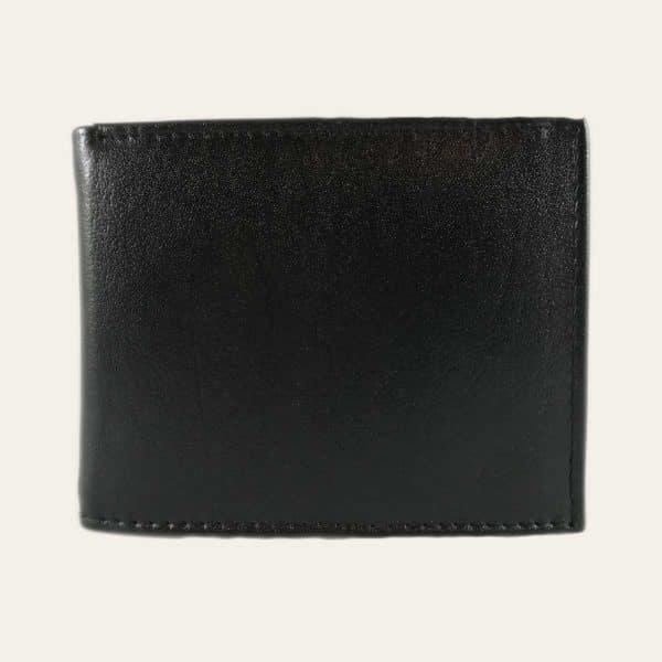 Pánská kožená peněženka Kochmanski černá s RFID