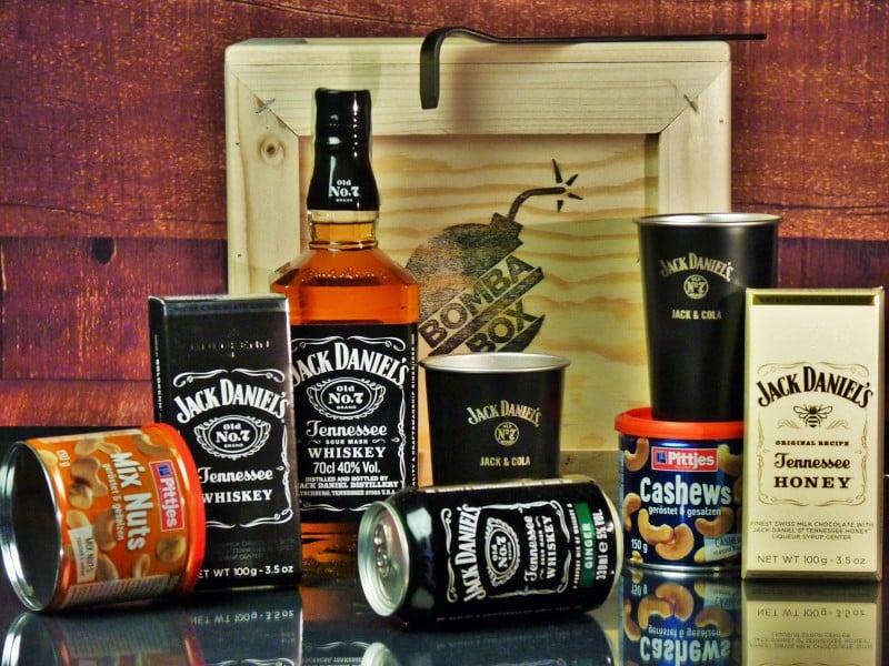 Bedna pro muže – Jack Daniel's BOX
