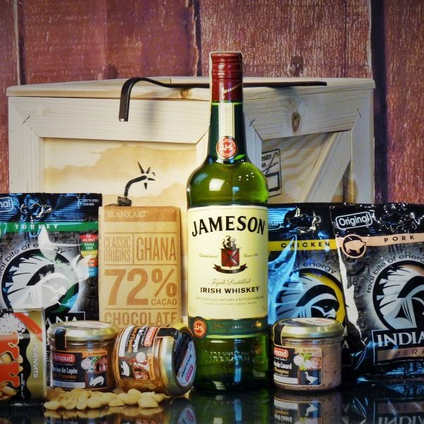 Bedna pro muže – Jameson BOX