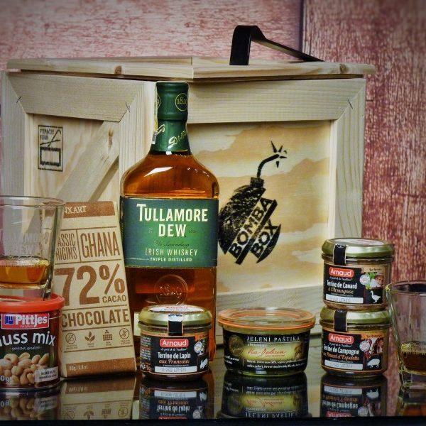 Bedna pro muže – Tullamore Dew BOX