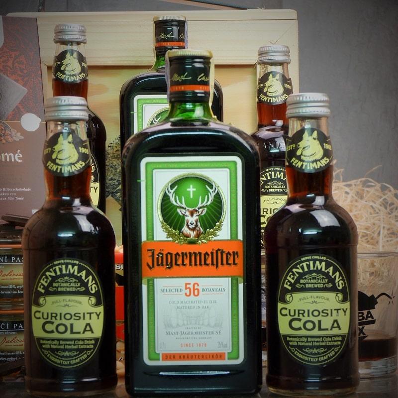 Bedna pro muže – Jägermeister BOX